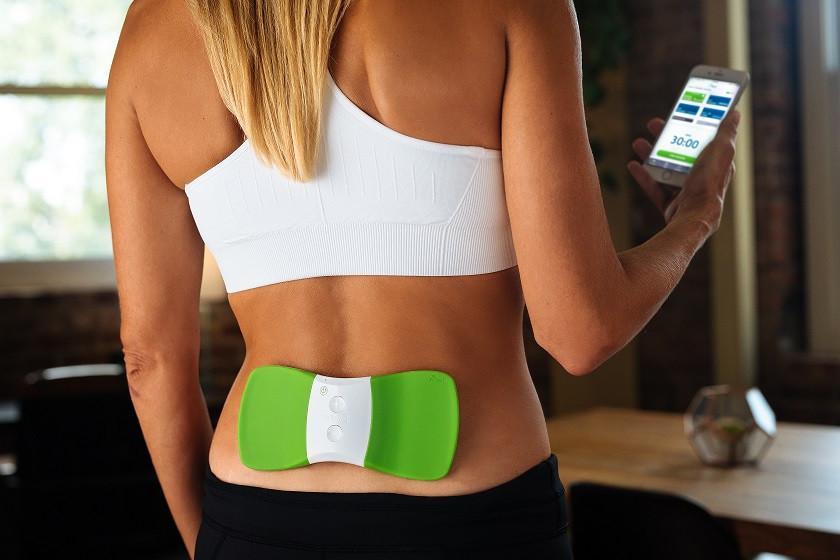 Thiết bị hỗ trợ điều trị & giảm đau lưng WiTouch Pro