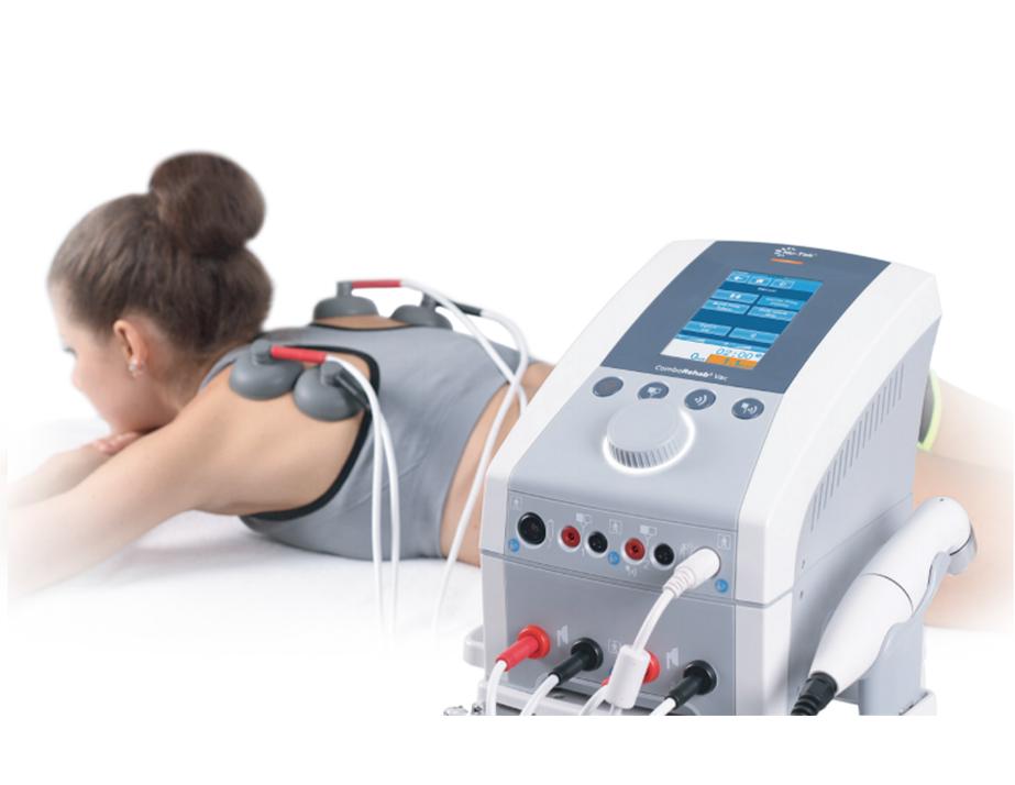 Nutek - Liệu pháp điện trong vật lý trị liệu