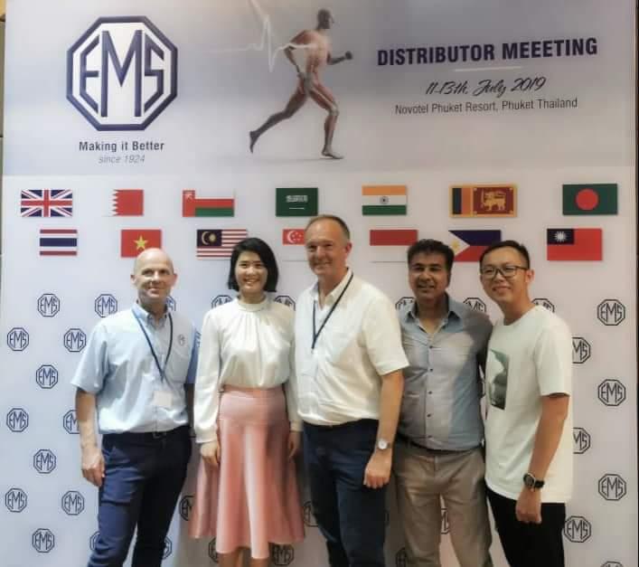 EMS Distributor Meeting 2019 - Phuket, Thailand